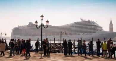 В Венеции определились с налогом на туристов, приезжающих на один день