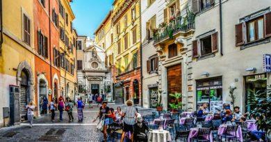 В Риме вступает в силу «Закон о туалетах» в барах, кафе и ресторанах
