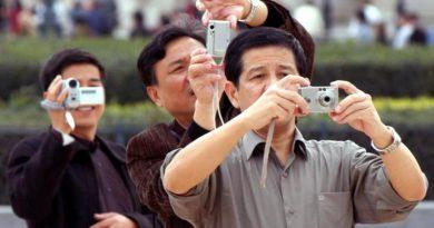Странности китайских туристов. Они сами не знают, чего хотят