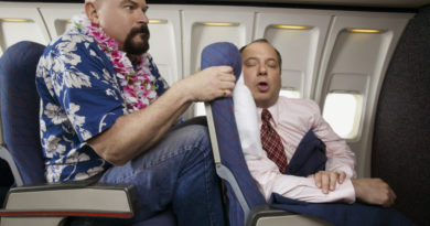 Чего лучше не делать в самолете, чтобы перелет прошел успешно