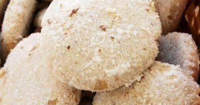 Польворон, или испанское печенье