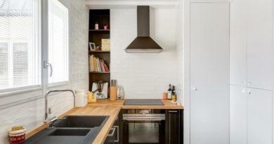10 больших секретов маленькой кухни – вмещаем все необходимое