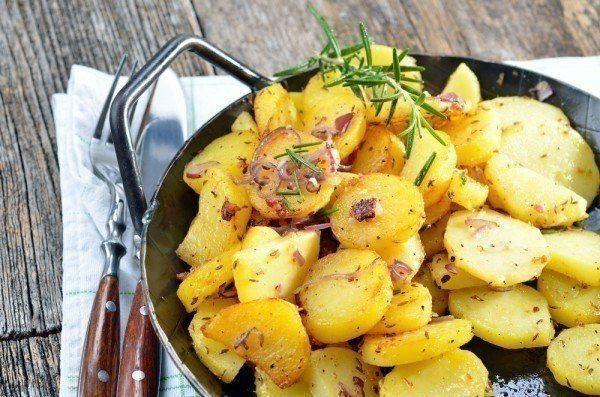 8 советов хозяйкам для приготовления вкусного картофеля