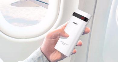 Можно ли брать в самолет внешний аккумулятор
