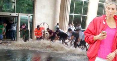 В Бодруме затопило пятизвёздочные отели: рассказы туристов и турагентов