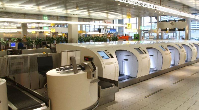 Drop-off: значение и перевод термина в аэропорту