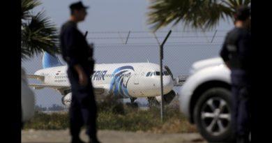 Угонщику египетского самолета вынесли пожизненный приговор