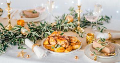 Цыпленок, маринованный в оливковом масле с пряными травами и лимоном