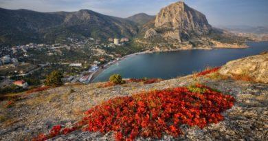 5 мест Крымского полуострова, куда стоит поехать поздней осенью