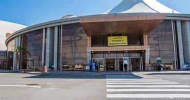 Аэропорт Шарм-эль-Шейха готовится к приему туристов после модернизации