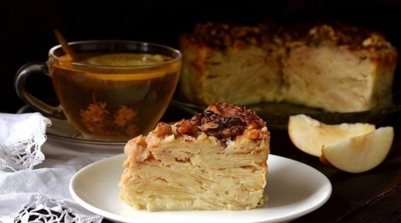 Обалденный пирог «Невидимка»