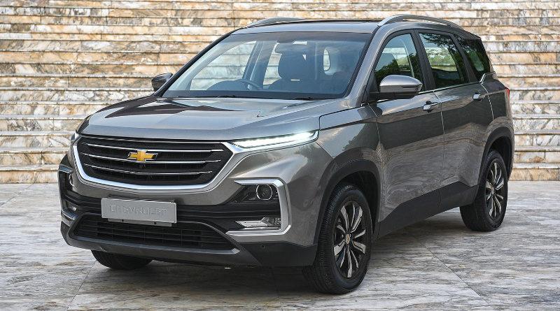 Самый дешевый клон Chevrolet Captiva продается за 700 тысяч рублей