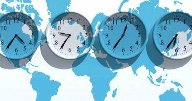 Страна, имеющая самое большое количество часовых поясов в мире