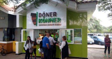 В Германии теперь трудно найти вывески донер-кебаб