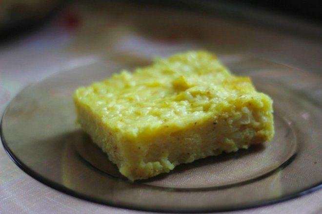 Сытная запеканка из цветной капусты с сыром