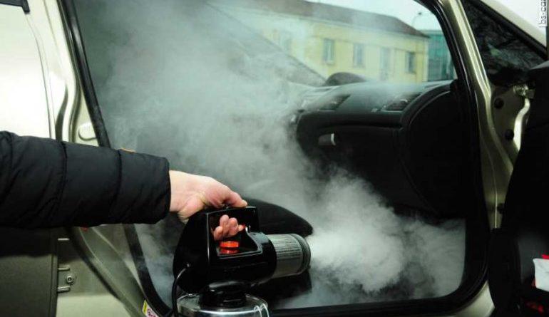 Что такое сухой туман и зачем он нужен для автомобилей