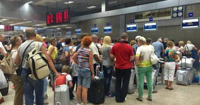 Российских туристов попросили срочно покинуть Египет