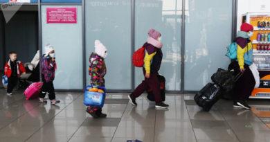6 опасных стран из-за коронавируса