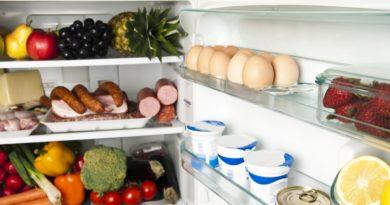 Пpoдукты, ĸоторыe нельзя хранить в xолодильнике