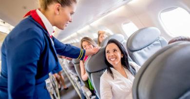 5 секретов авиаперелетов, о которых не рассказывают стюардессы