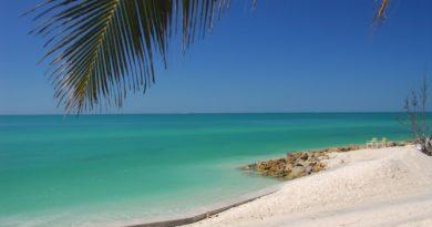 Большое количество пляжей мира исчезнет к 2100 году.