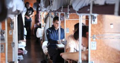 Выяснилось, чемроссияне чаще всего занимаются впоездах