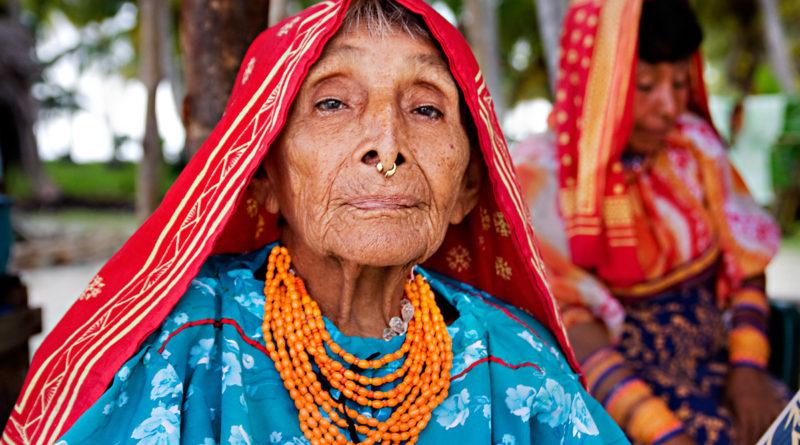 Племя, в котором действуют странные законы