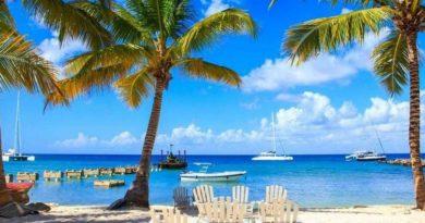 Доминикану за четыре года посетил миллион российских туристов