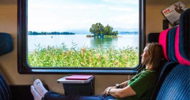 Путешествие в поезде с комфортом: как сделать невозможное возможным