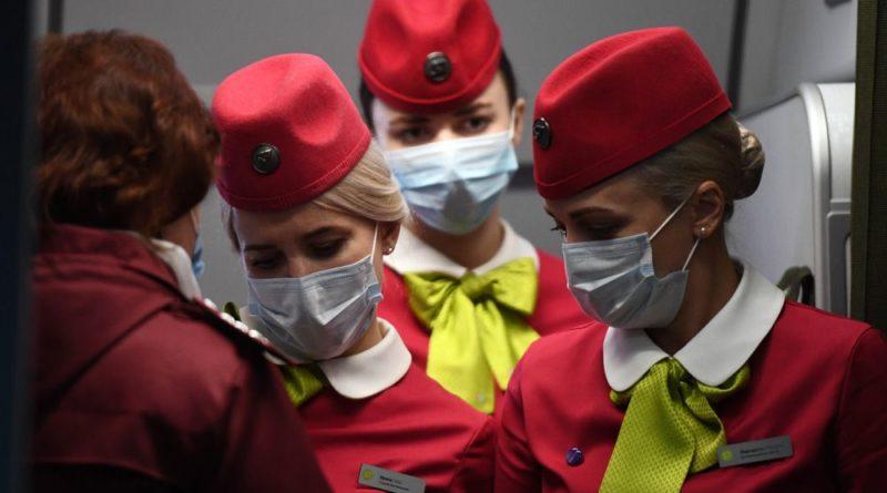 Откровения стюардессы о работе во время коронавируса