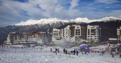 Горнолыжный сезон в Сочи продлится до середины апреля