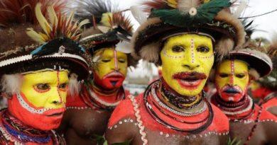 Новые Гвинейские: добро пожаловать на стол!