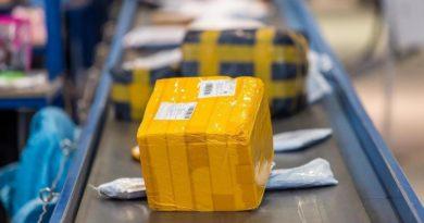 Как отправить покупки из-за границы на родину?