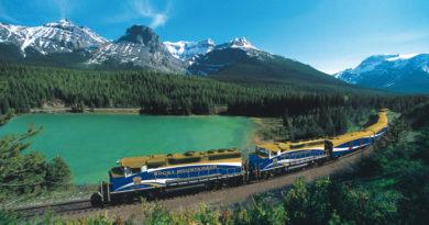 Популярные страны для путешествия на поезде