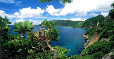 5 необитаемых островов, где был бы рад очутиться любой турист