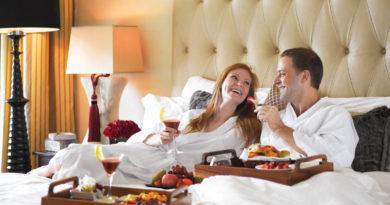 На что могут рассчитывать туристы с номером «Bed and breakfast» в гостинице