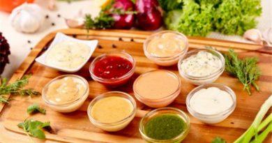 10 вариантов аппетитных соусов