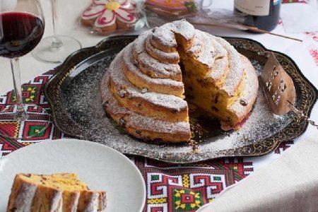 Русский пасхальный пирог — кулич