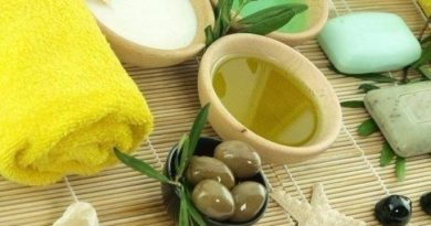 Оливковое масло - жидкое золото для женской красоты!