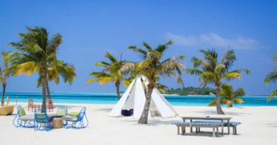 """Как в рекламе """"Баунти"""" - 5 красивых пляжей мира"""