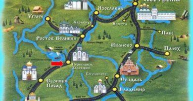 5 причин прокатиться по «Золотому кольцу России» в начале лета