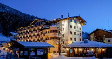 В Австрии закрываются все отели