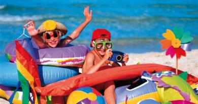 О чем важно не забывать, отправляясь на отдых с ребенком