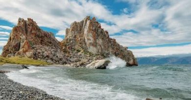 Остров Ольхон закрыли для туристов