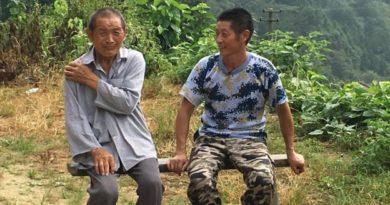 Деревня холостяков в Китае
