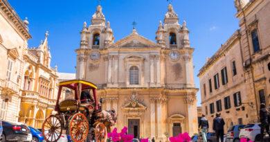 ТОП 10 достопримечательностей Мальты