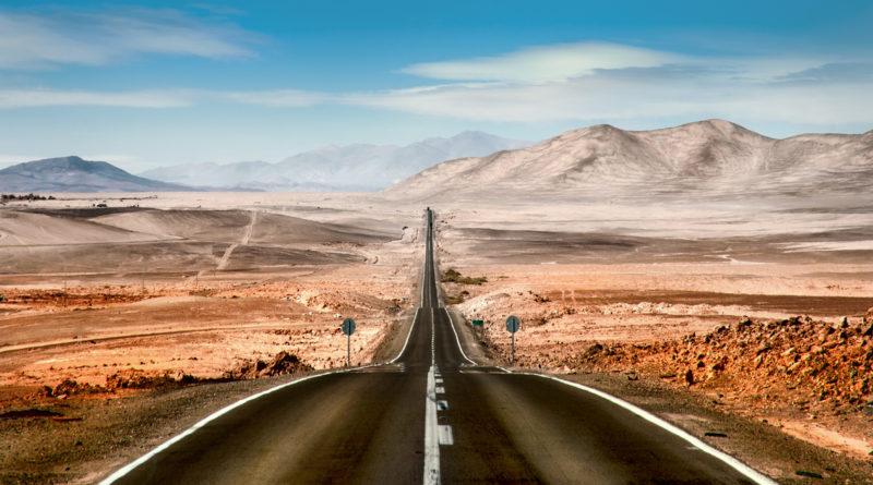Самое длинное шоссе в мире