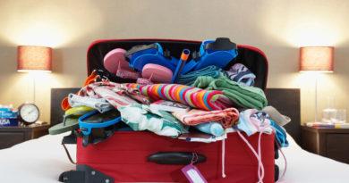 Посткоронавирусный отдых: что должно быть в чемодане?