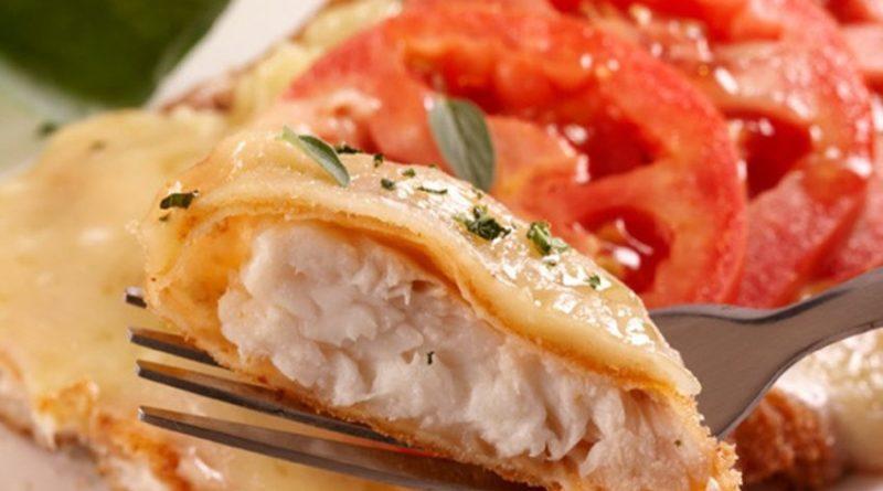 Рецепт красной рыбы или куриных крылышек в кляре по-китайски