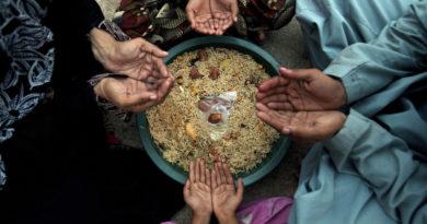 Что мусульмане едят в Рамадан?
